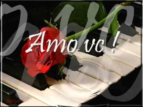 Musica romantica - Declaração de amor