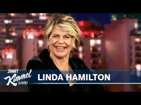 Linda Hamilton on Meeting Arnold Schwarzenegger & New Terminator Movie
