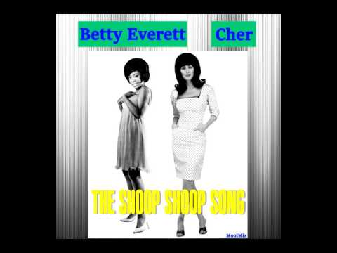 Betty Everett & Cher - The Shoop Shoop Song (MoolMix)