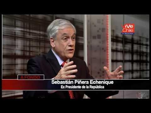 A Fondo Sebastián Piñera