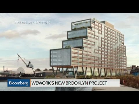 WeWork Bets Big on Brooklyn