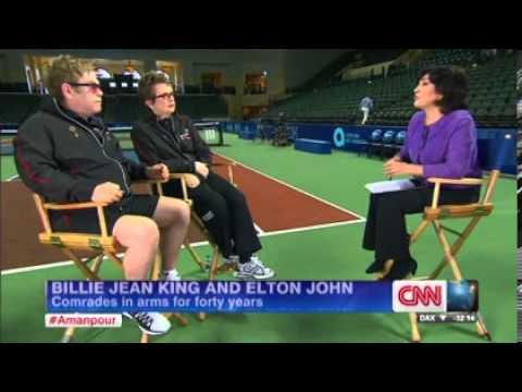 Part 1  Billie Jean King & Elton John