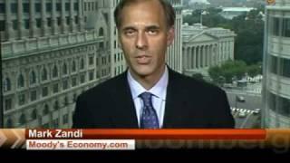 Moody's Zandi Discusses U.S. Economy, Fed Policy: Video
