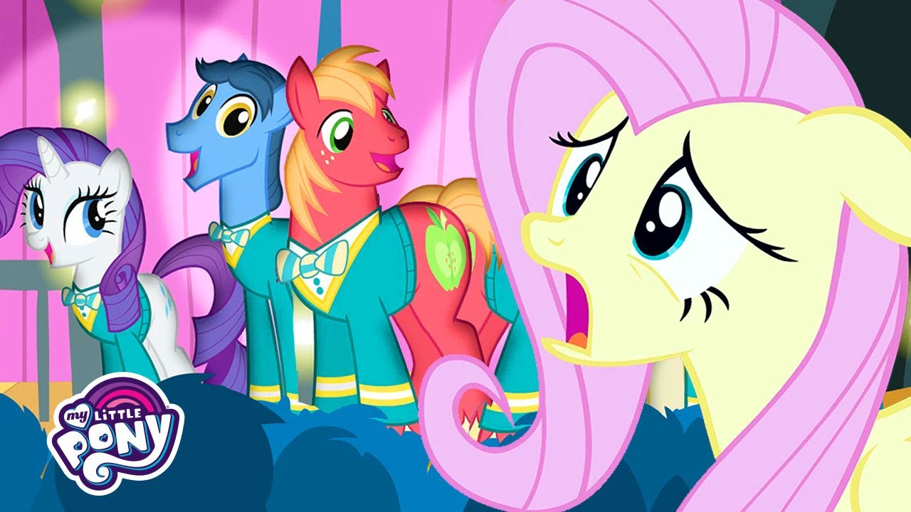 My Little Pony Songs 🎵 Find The Music in You    MLP: FiM   MLP Songs