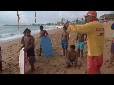 On the Beach (Series 2) Episode 11 - Surf Life Saving