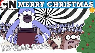 Regular Show | Christmas In 5D! | Cartoon Network UK