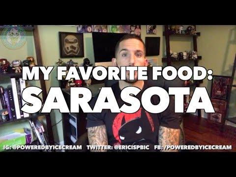 My Favorite Food: Sarasota