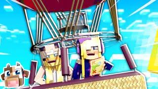 ISY und RONJA landen auf einer MAGISCHEN INSEL?! - Minecraft PETS