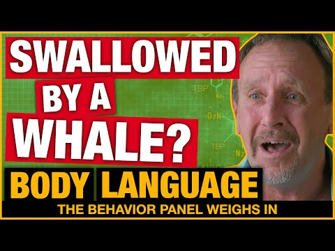 Man Swallowed By