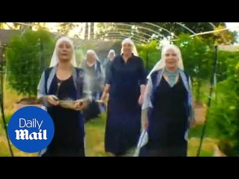 The Californian Nuns who grow marijuana can cure addictions