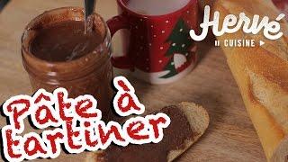 Nutella maison : recette pâte à tartiner chocolat / noisettes qui déchire!