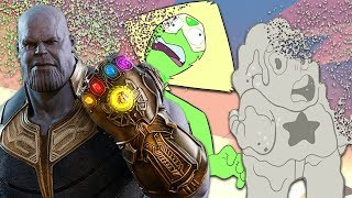 If Thanos Snapped Steven Universe! Homeworld Changes & More!