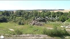 Balade géologique - Val d'Oise - Carrières du Bois des Roches