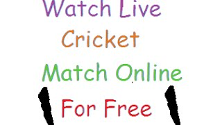Watch Live Cricket Streaming On PC