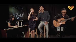 VHOPE | Thánh Ca 588: Này Anh Thấy Không? - Thiên Bảo & Nenita | CHẠM - Live Acoustic