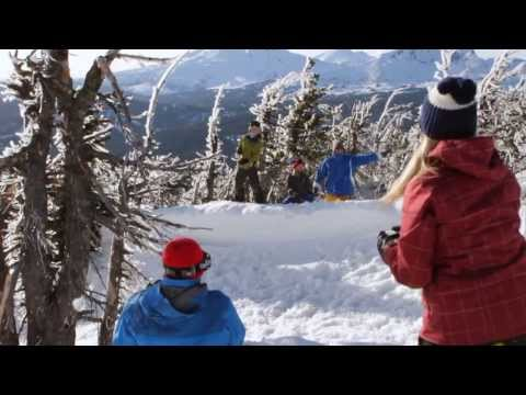 Visit Bend Oregon - Winter We Are Happy 30 sec television commercial