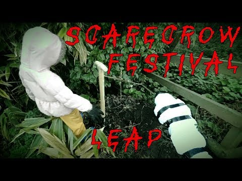 Halloween Leap Scarecrow Festival 2017 West Cork Ireland Wild Atlantic Way