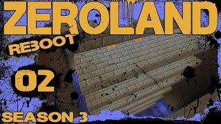 Zeroland Season 3 Ep2 : Slime farm, Torches και Creeper