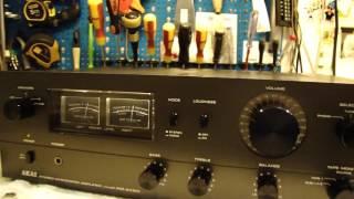 Акай АМ 2450 перевірити підсилювач