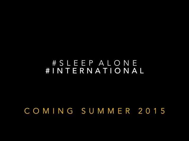 International | Sleep Alone (Trailer)