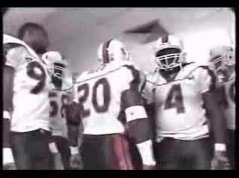 Ed Reed's Halftime Speech Miami