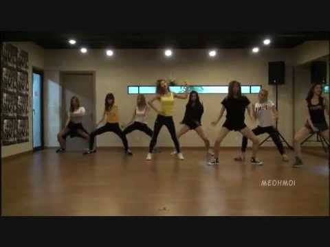 After School - Flashback (Mirrored and Slowed Dance Practice)