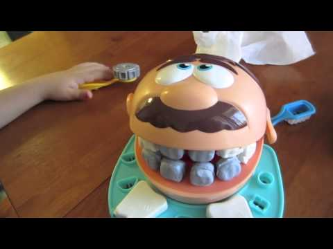 Thumbnail: Kid Review: Play Doh Doctor Drill N Fill Playset