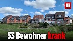 Masseninfektion in Pflegeheim in Schleswig-Holstein!
