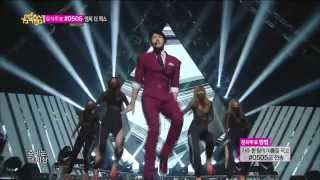 Music core 20140111 Comeback Stage, Rain - 30 SEXY, 비 - 써리섹시 ▷...