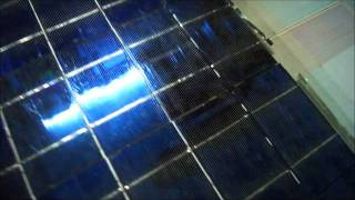 SOLAR DIY (DNA-POWER) สอนประกอบเเผงโซล่าเซลล์