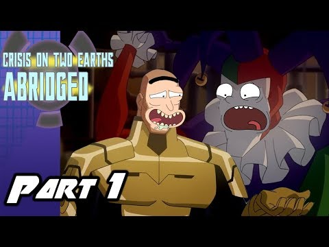 Crisis on Two Earths Abridged Part 1