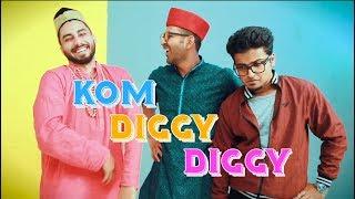 Gaan Friendz - Kom Diggy Diggy | Tamim Mridha, Shouvik Ahmed, Shoumik Ahmed