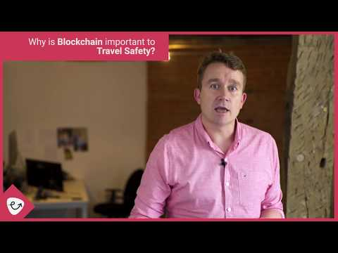 Using Blockchain In Travel Safety | Thought Leadership Thursday