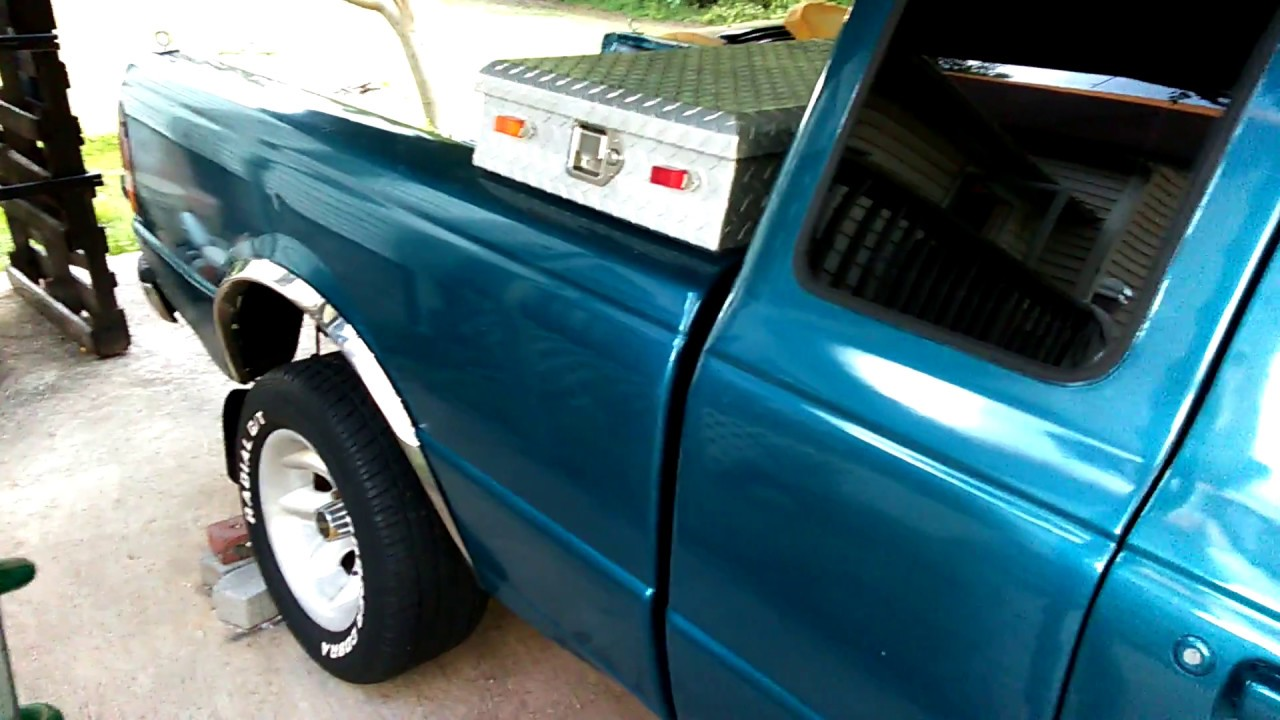 Cold start 93 ford ranger 4 0 with dual flowmaster exhaust