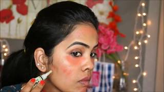 Color Correction to get Flawless skin/L.A. Girl HD Pro Concealer/Indian Uneven Skin