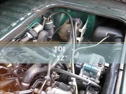 """Апгрейд Volkswagen T3 (Vanagon) """"1Z"""""""