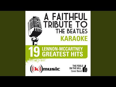 Sgt. Pepper's Lonely Heart Club Band (Karaoke Version With Background Vocals)