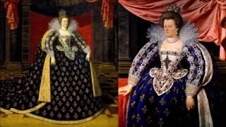 Мария Медичи - королева Франции, мать Людовика 13-цатого и бабушка Людовика 14-цатого. 13.12.2014