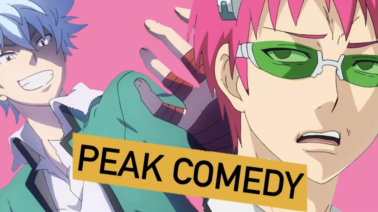 Download The Disastrous Life of Saiki K: Comedy at Its Best