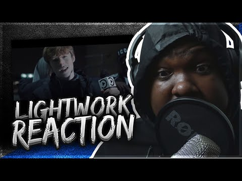 Cillian - Lightwork Freestyle | Pressplay (REACTION)