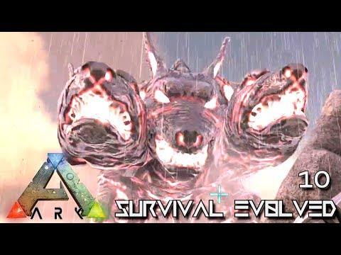 ARK: SURVIVAL EVOLVED - ARTIFACTS ALPHA TAMES & BOSS FIGHTS !!! E10 (MODDED ARK EXTINCTION CORE)