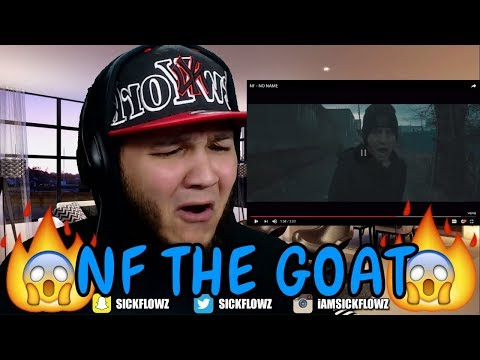 😱🔥 REACTION!! 🔥😱 NF - No Name