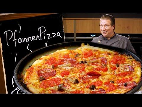 Pan Pizza -