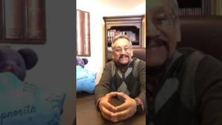 Edmundo Velasco en Periscope - Como Eliminar los Juicios Críticos Hacía los Demás