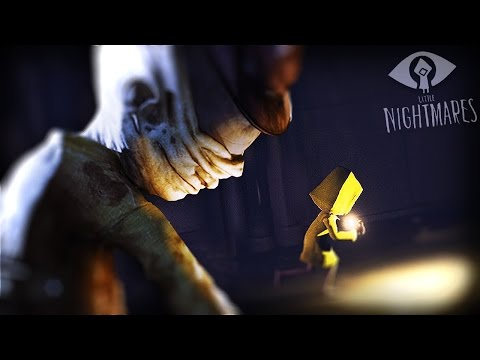 THIS IS FULL OF MYSTERY!! || Little Nightmares (Part 1)