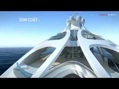 Yachts de riches, des rêves sans limites