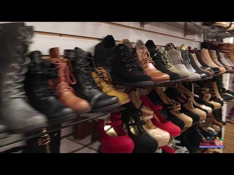 Anaheim Marketplace GBL FASHION SHOES