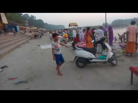 ENJOYMENT GANGA RIVER GHAT - PICTURE OF SHUKRATAL (SHUKTEERTH)-PART-20