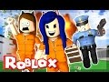 Roblox Prison - WE GET SENT TO PRISON & ESCAPE! | ItsFunneh
