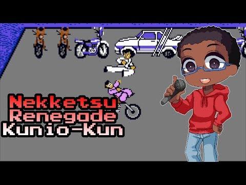 D-Money107 Plays: Nekketsu Renegade Kunio-Kun